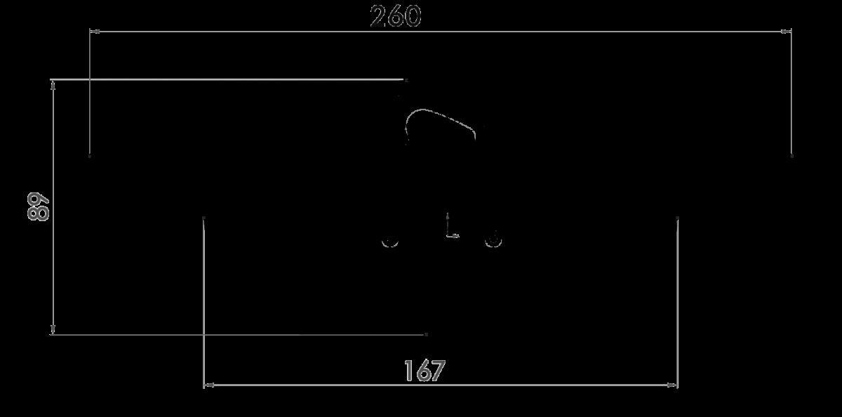 Стриж-1 размеры